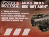 Swiss Arms Multi Rails Red Dot